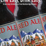 Breckenridge Brewery, Red Ale, Beer, Print, studio photography